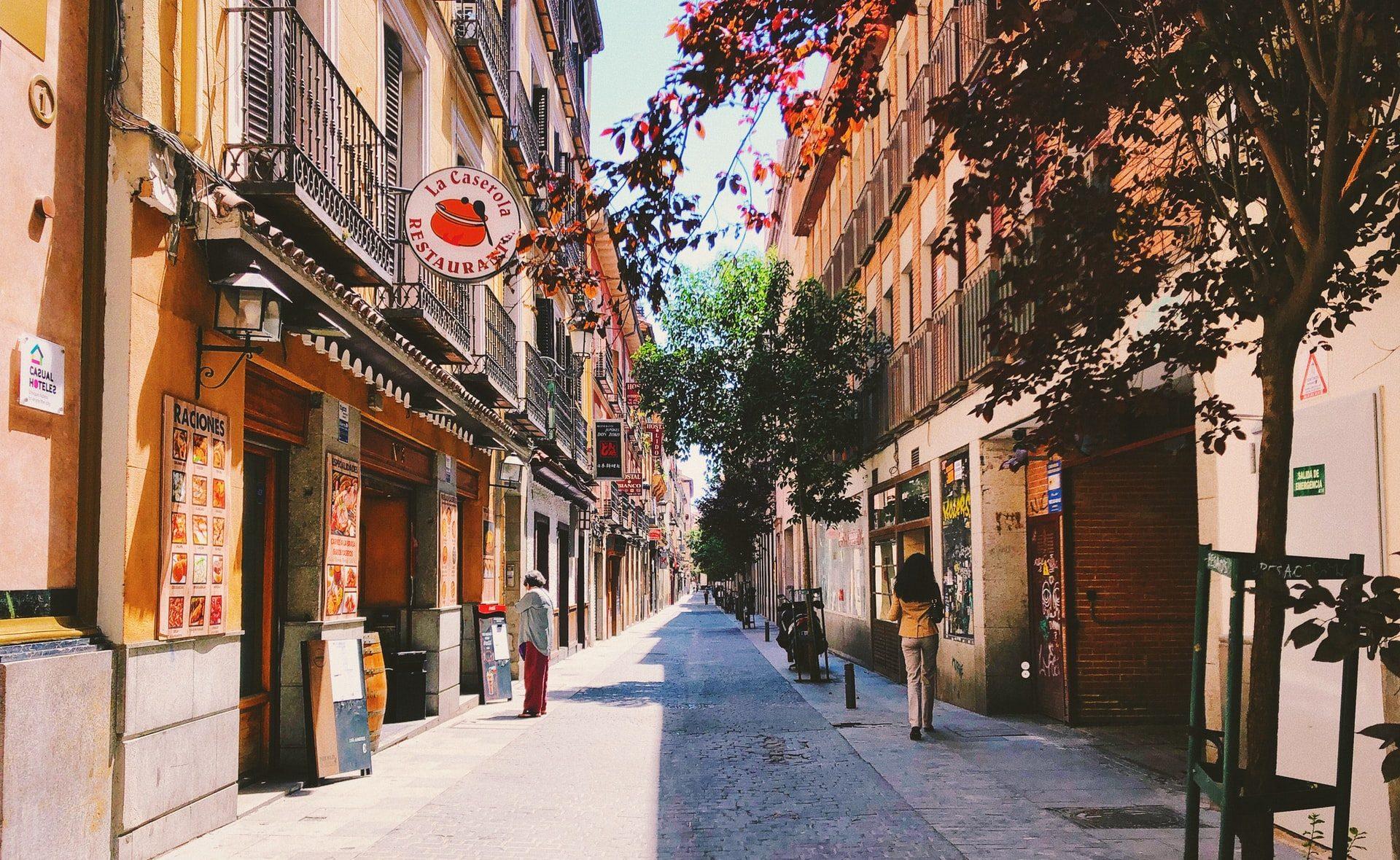 Spanisch lernen online im Hotel Borbollón